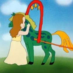Мультик — Огуречная лошадка