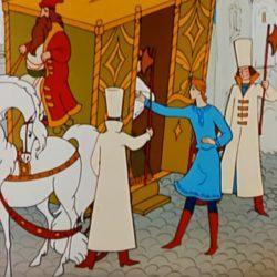 Мультик — Сказка о царе Салтане
