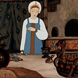 Мультик — Сказка о мертвой царевне и о семи богатырях