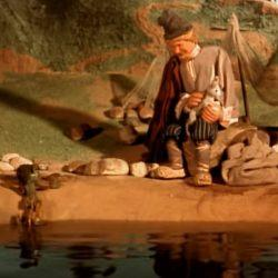 Мультик - Сказка о попе и о работнике его Балде