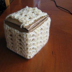 Как сделать красивую коробку для мелочей