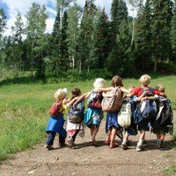 Детские походы. Пора в поход. Отдых с детьми