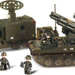 Обзор Лего Военная техника