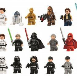 Мини фигурки Лего Звездные Войны