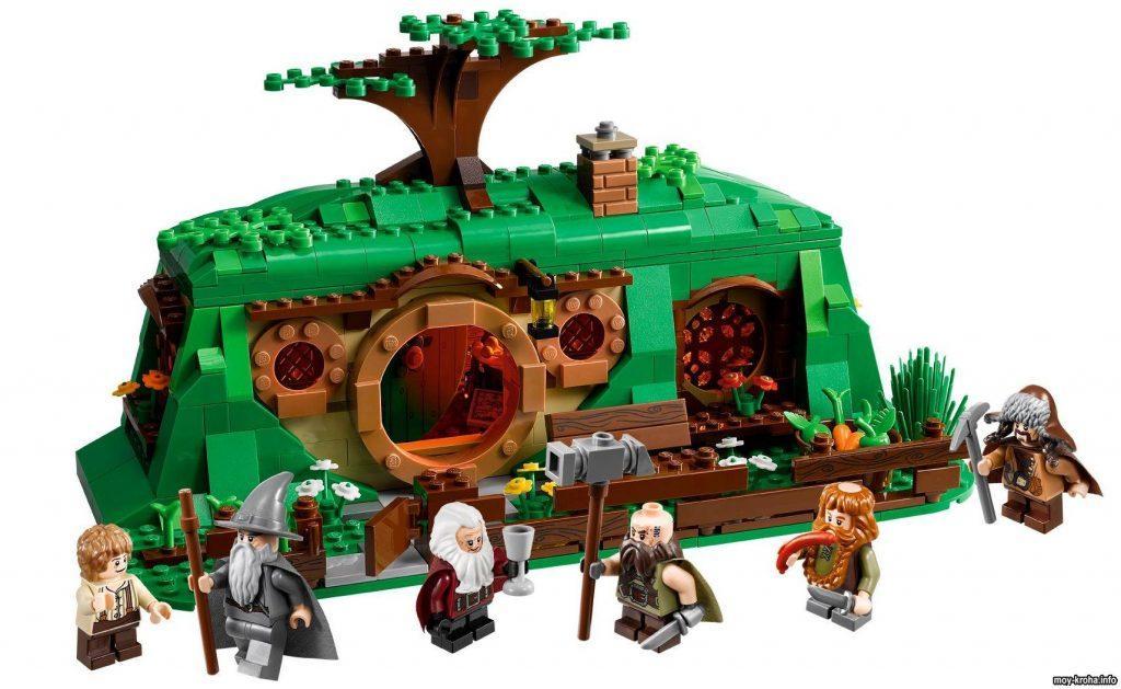 Обзор конструктора Лего Хоббит