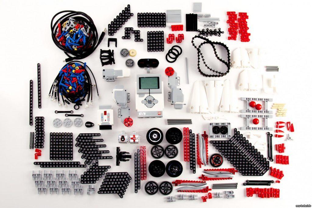 Выбираем Лего Роботов