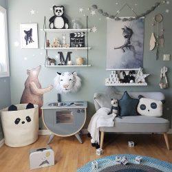 Креативные детские комнаты