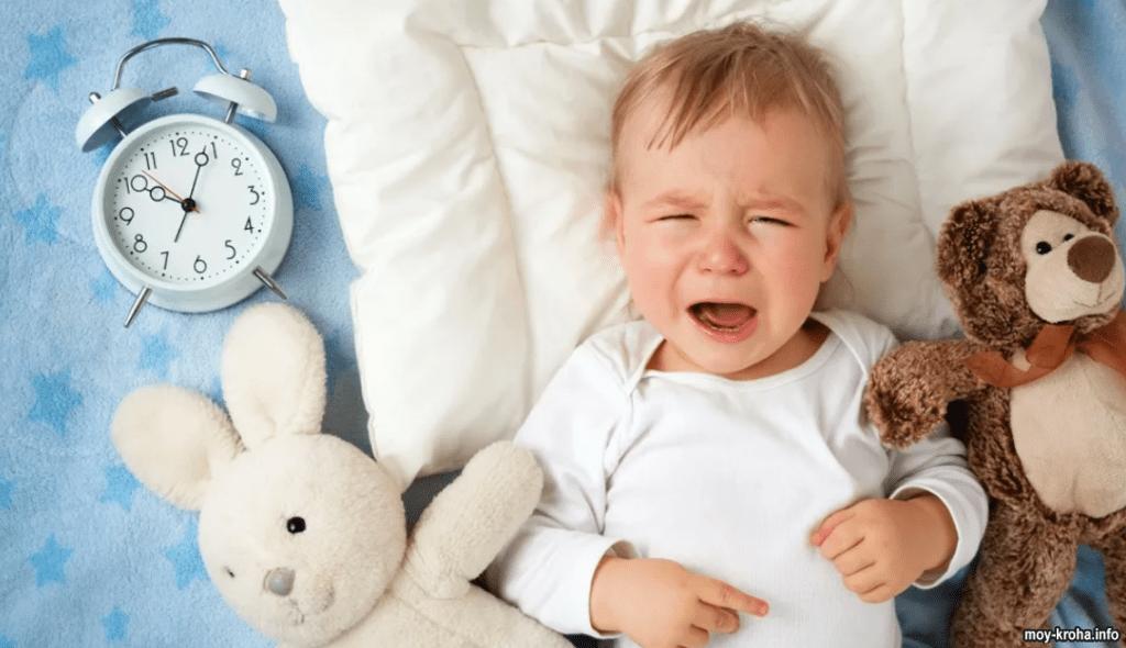 Советы родителям - сон ребенка
