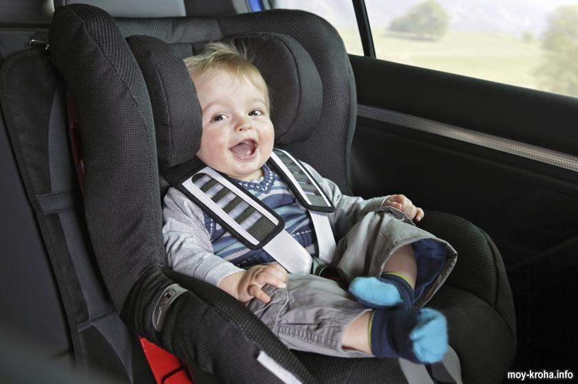 Выбираем детское автокресло - 7 советов
